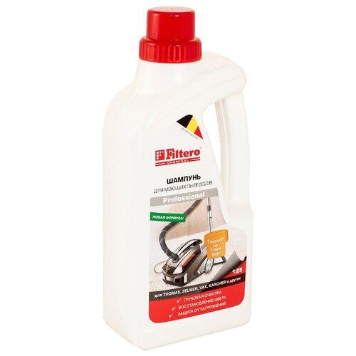 Фото - Filtero Шампунь для моющих пылесосов (811) 1 л шампунь для пылесосов filtero 1л арт 811
