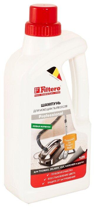 Filtero Шампунь для моющих пылесосов (811)