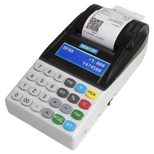 Кассовый аппарат INCOTEX Меркурий-185Ф с GPRS и Wi-Fi, 54ФЗ