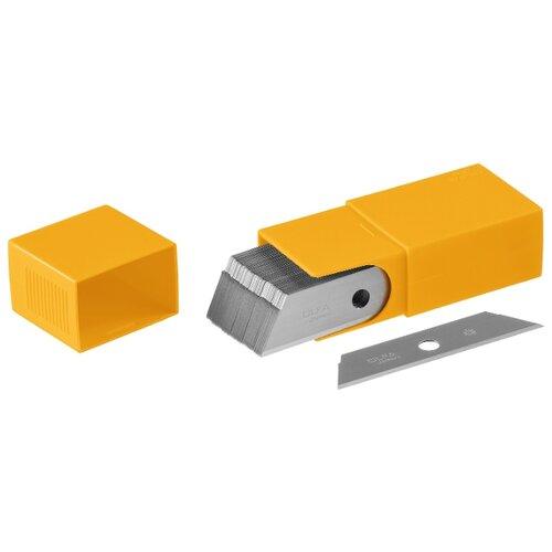 Набор сменных лезвий OLFA OL-SKB-2/50B (50 шт.) набор сменных лезвий olfa ol lb 10b 10 шт
