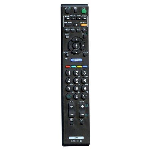 Фото - Пульт ДУ Huayu RM-ED020 для телевизора Sony KDL-46W5810, черный пульт ду huayu rm d759 для toshiba черный