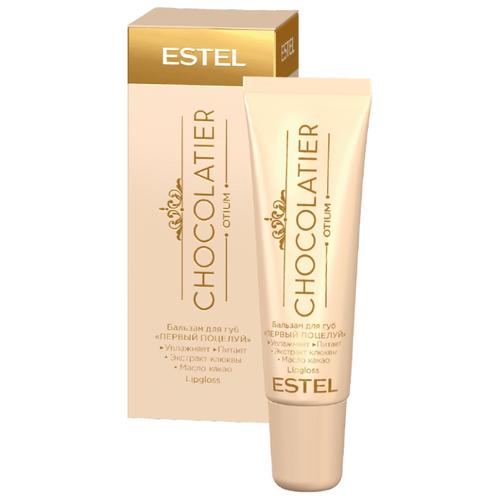 ESTEL Бальзам для губ Otium Chocolatier Первый поцелуй прозрачный