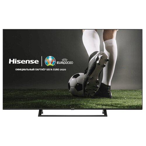 Фото - Телевизор Hisense 55A7300F 55 (2020) черный телевизор hisense 50a7300f 50 2020 черный