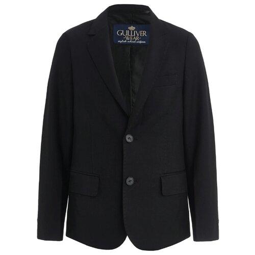 Пиджак Gulliver размер 122, черный 2