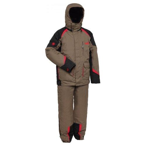 цена Костюм зимний NORFIN Thermal Guard светло-коричневый S онлайн в 2017 году