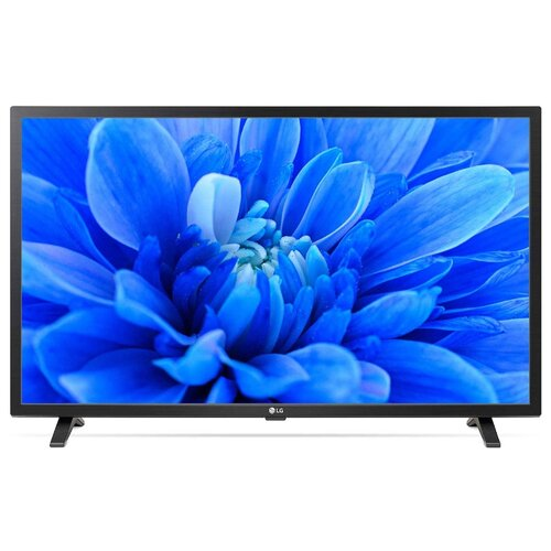 Телевизор LG 32LM550B 32 (2019) черный телевизор lg 32 32lt340c черный