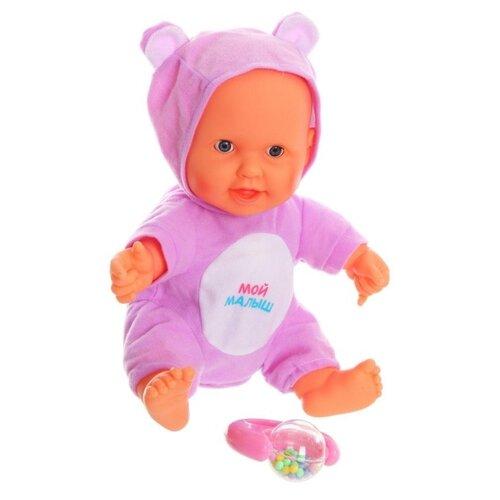 Фото - Пупс Joy Toy Забавный малыш, 5234 интерактивный пупс joy toy маленькая ляля 058 19r