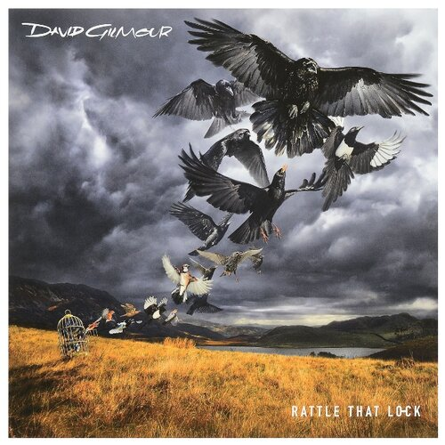 David Gilmour. Rattle That Lock (LP) david gilmour on an island limited edition lp