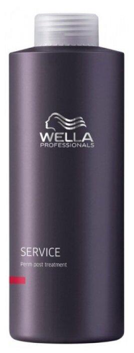 Wella Professional Стабилизатор завивки Wella Professionals Care Service Perm Post Treatment для всех типов волос 1000 мл.