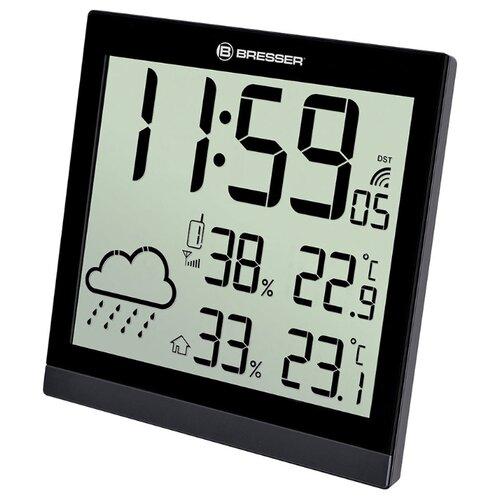 Метеостанция BRESSER TemeoTrend JC LCD черный