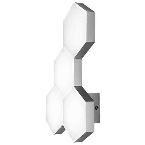 Настенный светодиодный светильник Lightstar Favo 750642