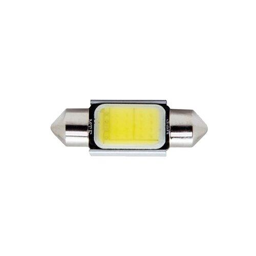 Лампа автомобильная светодиодная MTF COB55C5W C5W 12V 3W 2 шт.
