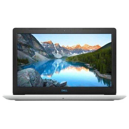 Ноутбук DELL G3 15 3579 (Intel Core i5 8300H 2300 MHz/15.6/1920x1080/8GB/256GB SSD/DVD нет/NVIDIA GeForce GTX 1050/Wi-Fi/Bluetooth/Windows 10 Home) G315-7169 белыйНоутбуки<br>