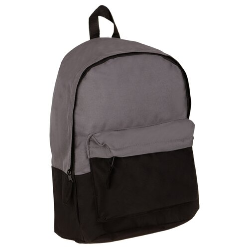 Купить ArtSpace рюкзак Street, серый/черный, Рюкзаки, ранцы