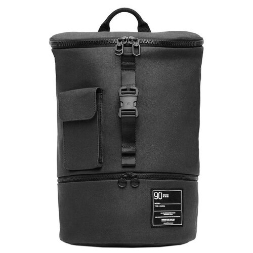 Фото - Рюкзак Xiaomi 90 Points Chic Leisure Backpack Male черный рюкзак xiaomi college style backpack polyester leisure bag 15 6 black