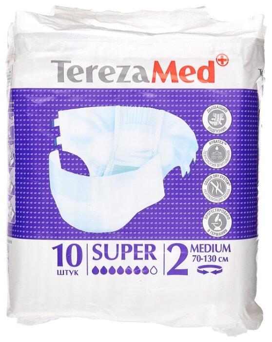 Подгузники для взрослых TerezaMed Super (10 шт.)