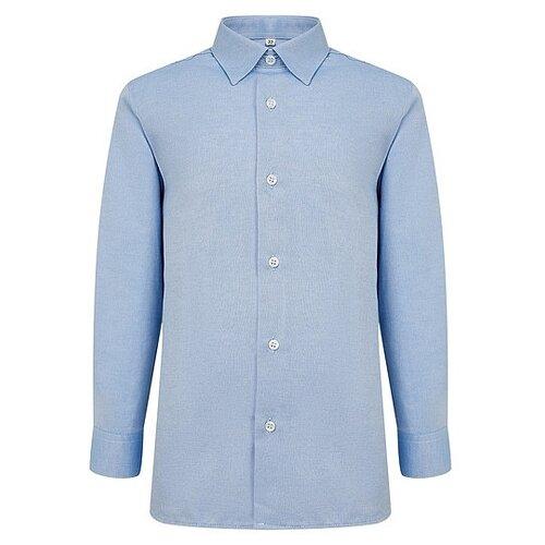 Купить Рубашка Malip размер 140, голубой, Рубашки