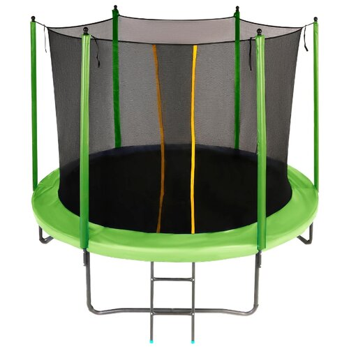 Каркасный батут JUMPY Comfort 10 FT 305х305х258 см green
