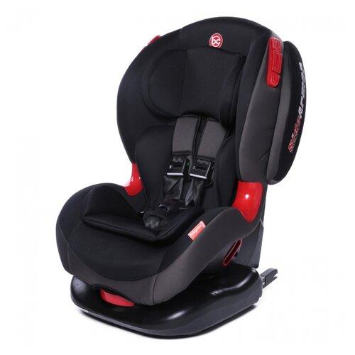 Автокресло группа 1/2 (9-25 кг) Baby Care BC-120 Isofix, серый группа 1 2 от 9 до 25 кг baby care bc 120 isofix