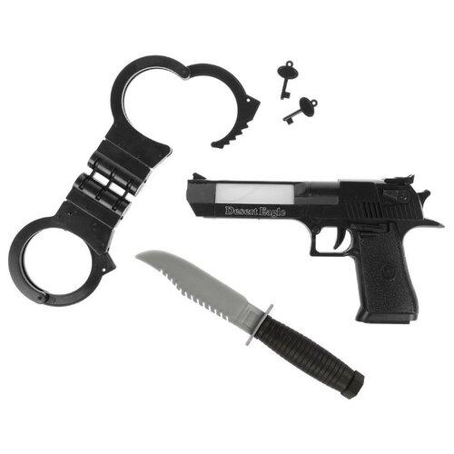 Купить Игровой набор Yako M0333-1, Полицейские и шпионы