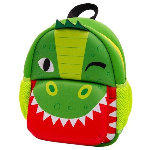 Купить Berlingo рюкзак Kids Dino, зеленый, Рюкзаки, ранцы