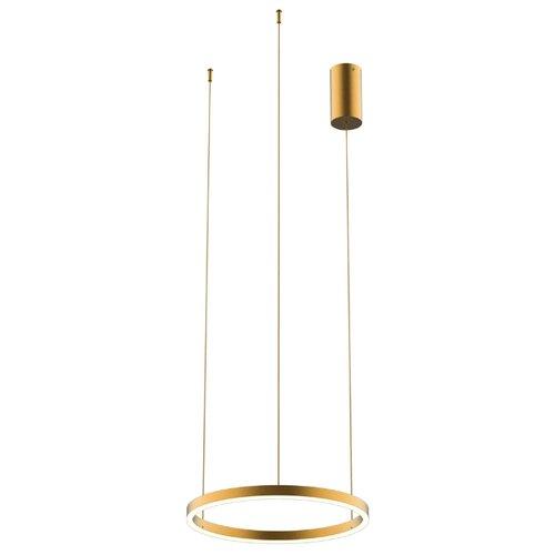 Подвесной светодиодный светильник Kink Light Тор 08212,33P(3000K) светильник светодиодный kink light тор 08214 33 led 50 вт