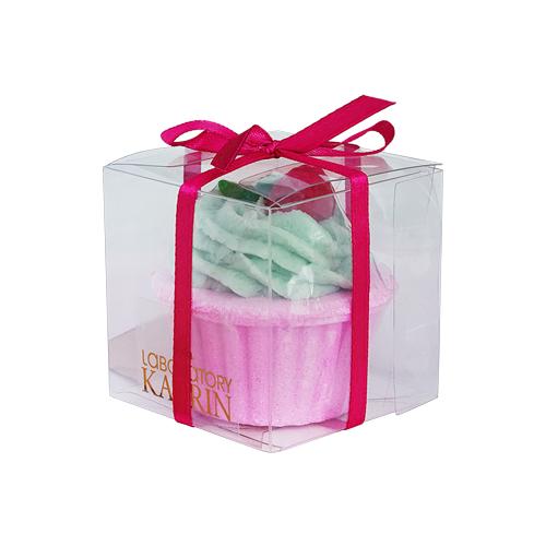 цена на Лаборатория Катрин Капкейк для ванны Мятно-розовые мечты, 120 г