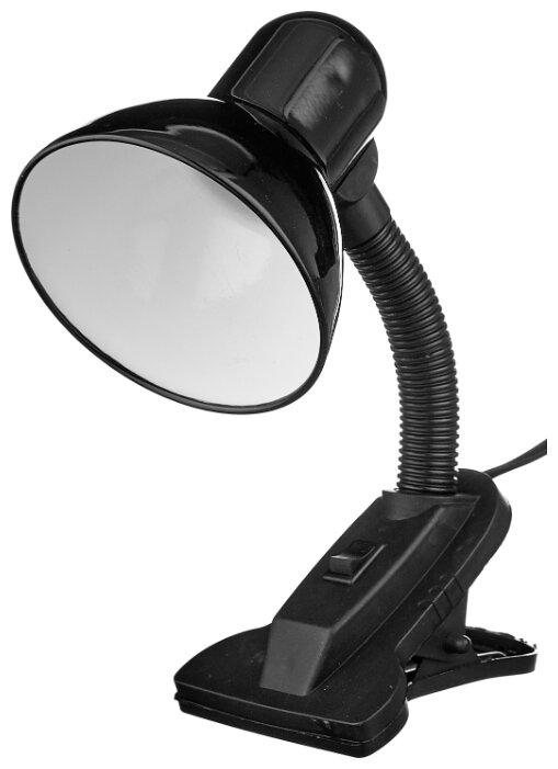 Настольная лампа на прищепке In Home СНП-11Ч, 40 Вт