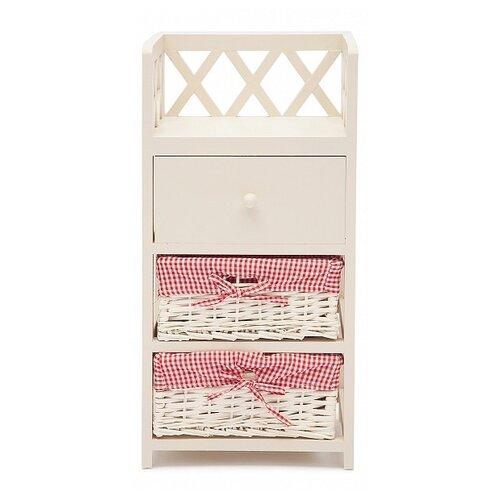 Комод Secret de Maison Saint-Tropez Cage (4339) , размер: 34х30 см , цвет: белый