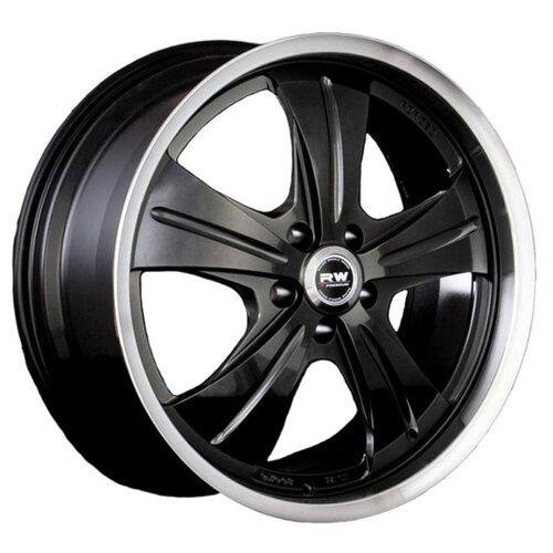 Фото - Колесный диск Racing Wheels HF-611 10x22/5x112 D66.6 ET45 SPT P колесный диск racing wheels hf 611 10x22 5x130 d71 6 et45 spt d p