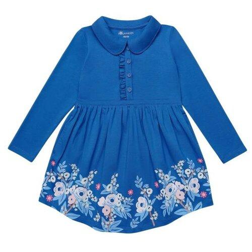 Платье Kogankids размер 92, синий платье kogankids размер 116 синий
