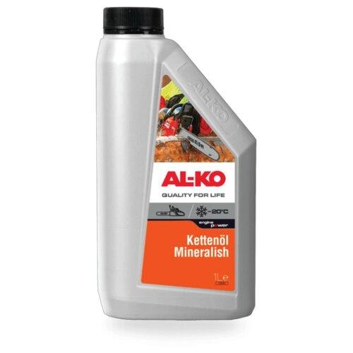Масло для смазки цепи AL-KO Kettenöl mineralisch -20 1 л