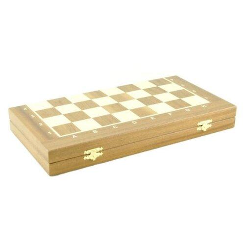 WoodGames Шахматная доска складная махагон, 40мм