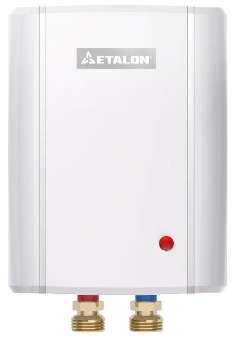 Проточный электрический водонагреватель Etalon Plus 6000 — цены на Яндекс.Маркете