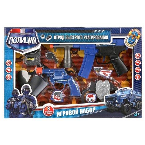 Купить Игровой набор Играем вместе Полиция 8627-R, Полицейские и шпионы
