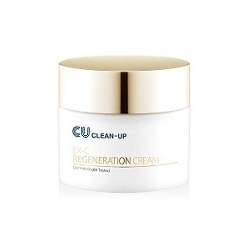 CU Skin Clean-Up Ex-C Regeneration Cream Регенерирующий крем для чувствительной кожи лица, 30 мл