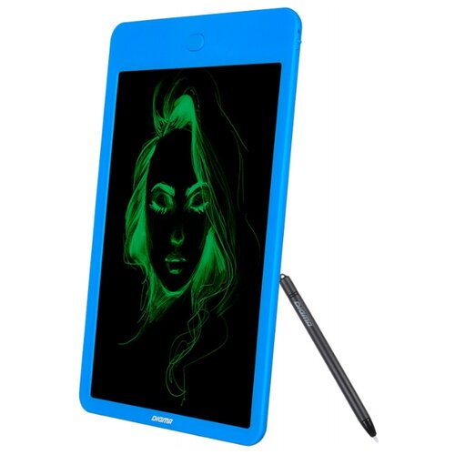 Графический планшет Digma Magic Pad 100 голубой