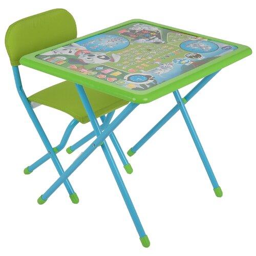Комплект ДЭМИ стол + стул Disney Funny 101 Далматинец (к3-06) 64x55 см голубой