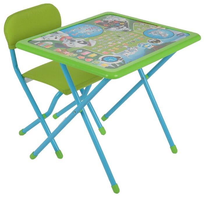 Комплект ДЭМИ стол + стул Disney Funny 101 Далматинец (к3-06)