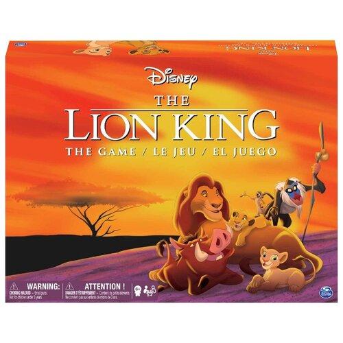 Настольная игра Spin Master Король Лев spin master 6045561 настольная игра обезьянка и кольца