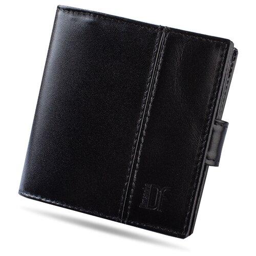 Портмоне Dimanche Classic 896, натуральная кожа черный рюкзак dimanche dimanche di042bwbzyt0