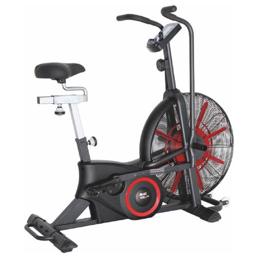 Фото - Вертикальный велотренажер UltraGym UG-AB003 черный/красный вертикальный велотренажер fitex pro u
