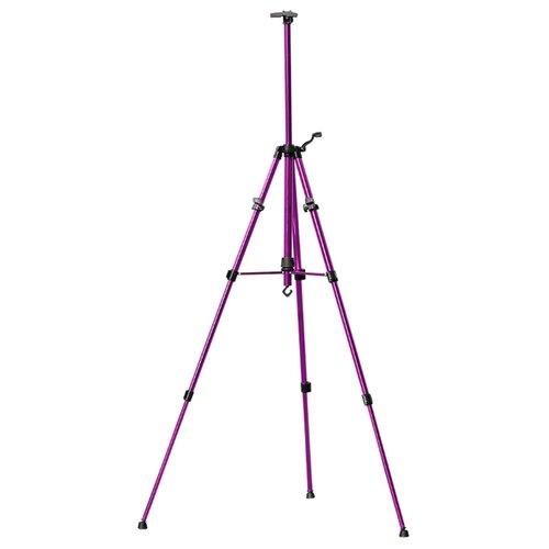 Мольберт Vista-Artista тренога (VEA-02) фиолетовый