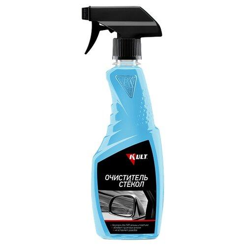 Очиститель для автостёкол KULT KLT-22, 0.5 л