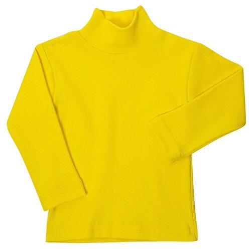 Купить Водолазка M&D размер 92, желтый, Джемперы и толстовки