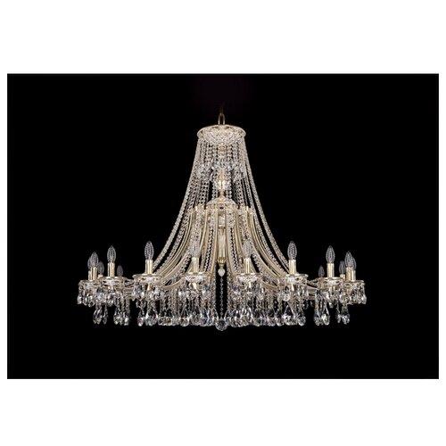 Люстра Bohemia Ivele Crystal 1771 1771/20/490/A/GW, E14, 800 Вт люстра bohemia ivele 1771 20 410 c gw sh13 160