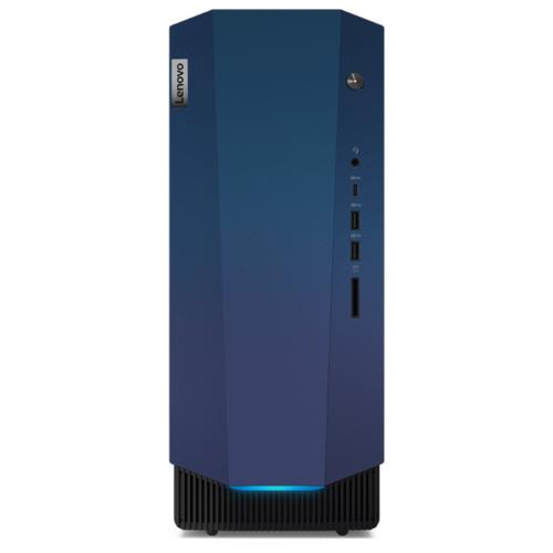 Игровой компьютер Lenovo IdeaCentre G5 14IMB05 (90N9009NRS) Intel Core i5-10400/8 ГБ/256 ГБ SSD+1 ТБ HDD/NVIDIA GeForce GTX 1650 SUPER/ОС не установлена raven black