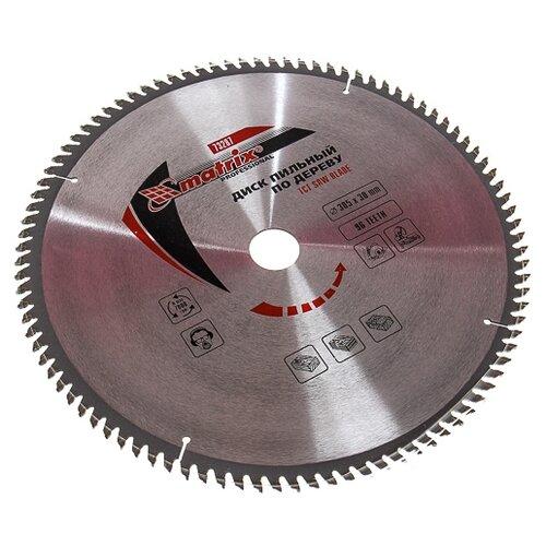 Пильный диск matrix Professional 73287 305х30 мм matrix professional 135559