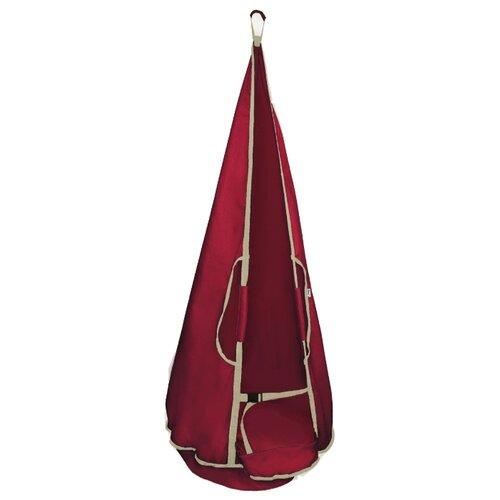 Подвесное кресло-кокон Belon familia КА-001, бордовый