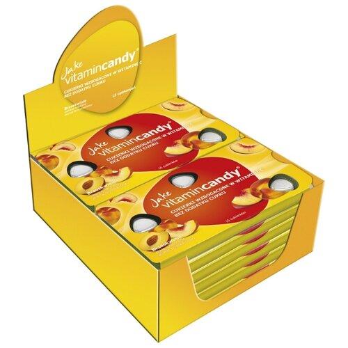 Леденцы Jake vitamincandy Персик 12 шт. jake dyer colemans diary
